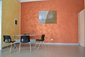 Show room resina