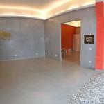 pavimento e pareti in resina