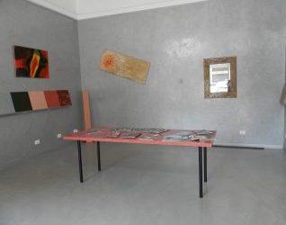 Show room in resina