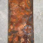 resina polvere ferro