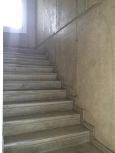 scale pareti resina epossidica