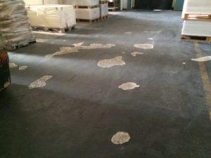 pavimento resina industriale