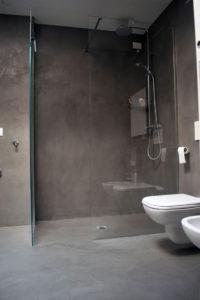 bagno microcemento